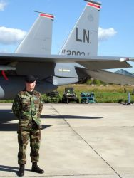 F-15E Strike Eagle - Moscow Air Show Photo