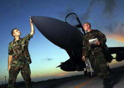 F-15E - Airmen support PACAF operations while deployed Photo