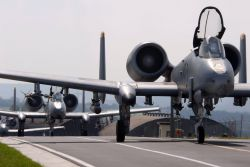 A-10 Thunderbolt II - Training keeping Spangdahlem 'Warthogs' ready to deploy Image