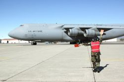 C-5 Galaxy - AMC answers call to help rescue Russian sailors Photo