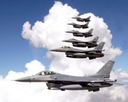 M4.2-plus - Edwards, Eglin combine testing on next-generation F-16 Photo