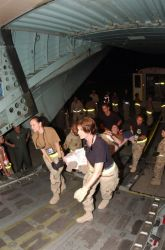 C-130 Hercules - Aeromedical evacuation process key to saving lives in Iraq Photo