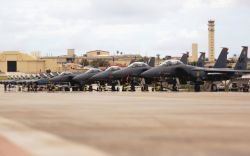 F-15E - Cope North bilateral exercise wraps up in Guam Photo
