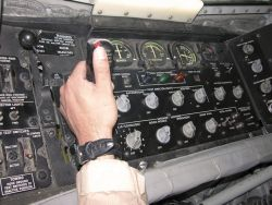 KC-135 - Airmen deliver fuel in flight Photo