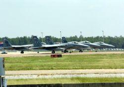 F-15s - Taking flight Photo