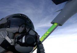 F-15 Eagle - Sky gas station Photo