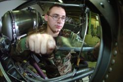 C-130 Hercules - Tightning up Photo