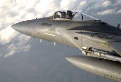 F-15Sky patrol Photo