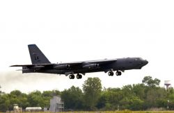 B-52 - 50th anniversary of B-52 delivery Photo