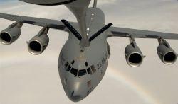 KC-135 - Over the rainbow Photo