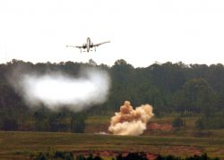 A-10 Thunderbolt II - Air Warrior II tests aircrews and controllers Photo