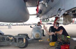 F-15E - More strike in the Eagle Photo