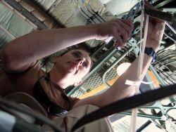 C-130 - Hercules supply mission Photo