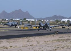 A-10 Thunderbolt IIs - Deploying thunder Photo