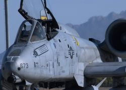 A-10 Thunderbolt II - Deploying thunder Photo