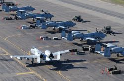 A-10 Thunderbolt IIs - Lotsa bolts Photo