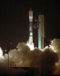 Delta II - Weather launch Photo