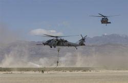 HH-60G Pave Hawk - Hawk rescue Photo