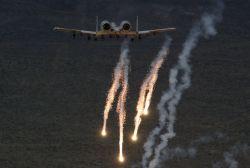 A-10 Thunderbolt II - Bolting through the sky Photo