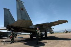 F-15 Eagle - Air Force aviator strengthens U.S.-Japan friendship, ties Photo