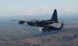 HC-130 - Cope Thunder training Photo