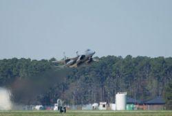 F-15 Eagle - Eagle trail Photo