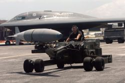 B-2 Spirit bomber - Putting the 'bomb' in bomber Photo