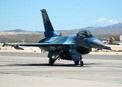 F-16 - Say 'hello' to the bad guy Photo