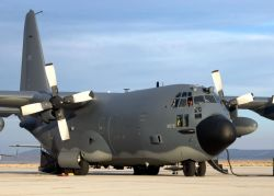 MC-130E - Combat Talon undergoes risk reduction testing Photo