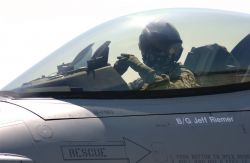 F-16 - Air Force receives last F-16 Falcon Photo