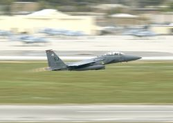F-15E - Cleared for takeoff Photo
