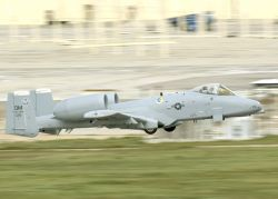 A-10 Thunderbolt II - Cleared for takeoff Photo