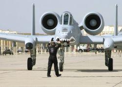A-10 Thunderbolt II - Keep your eyes on me Photo