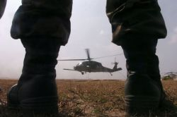 HH-60 Pave Hawk - Boots on the ground Photo