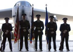 B-52 - Standing guard Photo