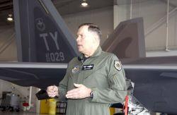 F/A-22 Raptor - General Jumper qualifies in F/A-22 Raptor Photo