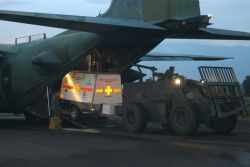 MC-130H - Airmen put relief on target Photo