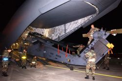 HH-60G Pave Hawk - Pave Hawks catch lift to Sri Lanka Photo
