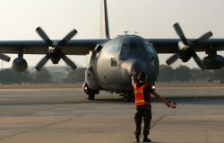 MC-130 - Airmen continue to deliver relief in Thailand Photo