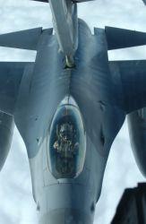 KC-10A - Christmas refuel Photo
