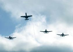 A-10 Thunderbolt IIs - Battle of the Bulge remembered Photo