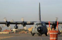 C-130 Hercules - Follow me Photo