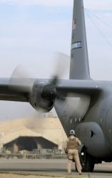 C-130 Hercules - Pre-flight inspections Photo