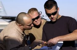 C-130 Hercules - Checking the list - twice Photo