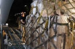 C-17 - Aerial porters firing on all cylinders in Iraq Photo