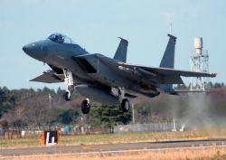 F-15 Eagle - So long Sword Photo