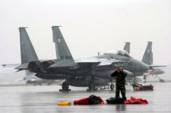 HYAKURI AIR BASE - Let it rain Photo