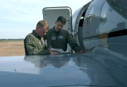 KC-10 Extenders - Airman achieves dream to fly 'into the wild blue yonder' Photo
