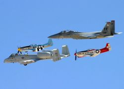 P-51 - Aircraft 'generations' Photo