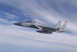F-15 Eagle - William Tell 2004 Photo